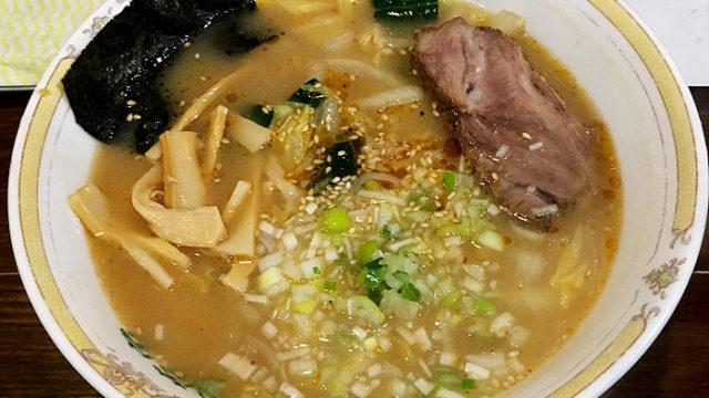 ラーメン菅家(かんけ)食べてきました!鶏がら専門の清湯スープ
