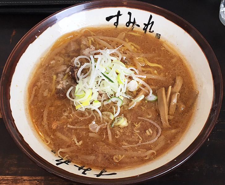 ラーメン「すみれ」札幌本店に行ってきました!札幌を代表とする超絶美味い味噌らーめん!!
