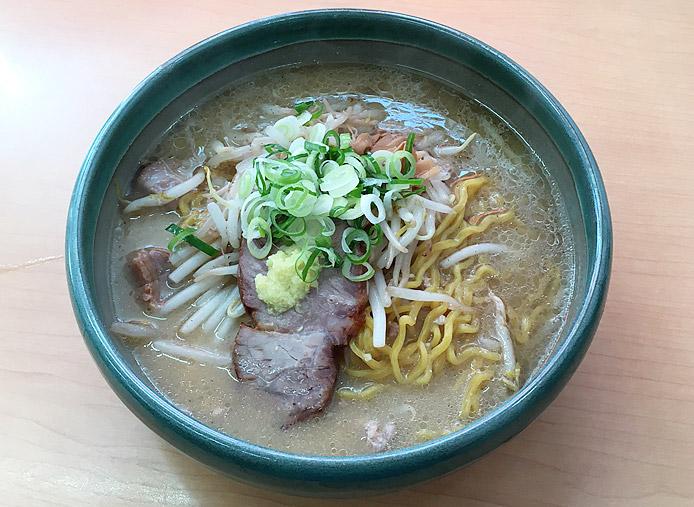 麺屋 彩未(さいみ)札幌を代表する超絶人気ラーメン店!