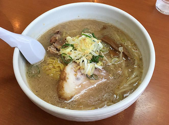 「らー麺ふしみ」食べてきました!すみれ系の美味いラーメン