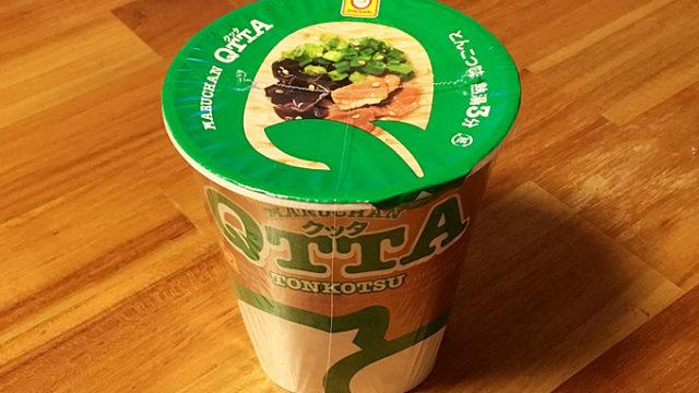 クッタ(QTTA)とんこつ 食べてみました!