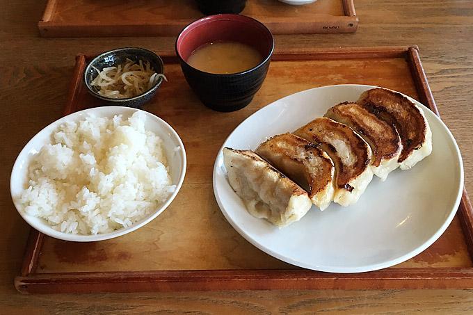 あおぞら銭函3丁め(青空餃子店)に行ってきました!ジャンボ餃子が売りの人気店
