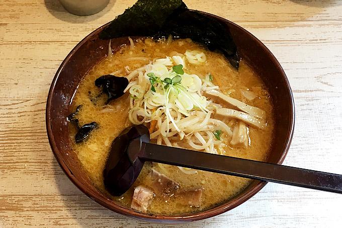 【ラーメン】麺処 白樺山荘に行ってきました!マイルドな白味噌が人気の札幌の有名ラーメン店