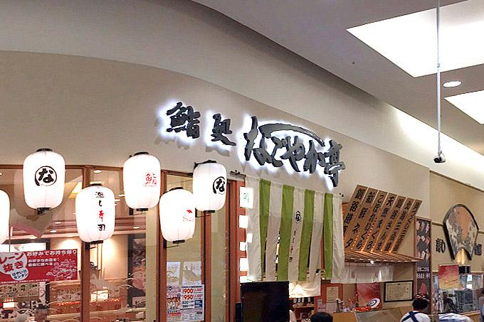 鮨処 なごやか亭に行ってきました!北海道の回転寿司でトップレベルを誇る人気店!