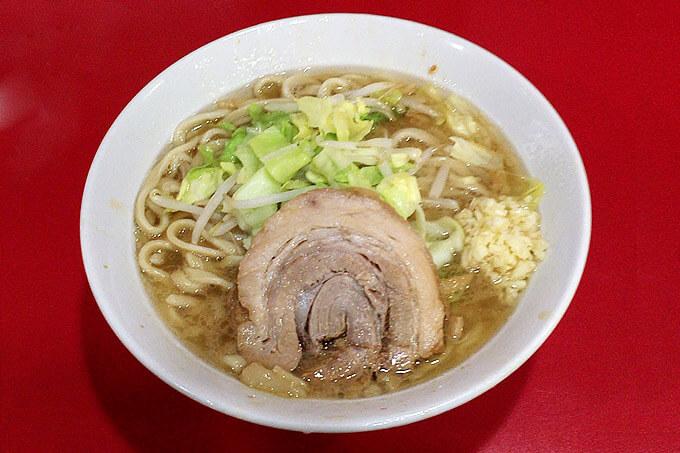 ラーメン二郎 札幌店 行ってきました!こってり豚骨醤油がクセになる食べ応えのある一杯!