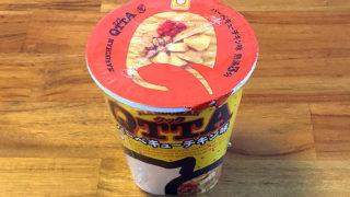 クッタ(QTTA)バーベキューチキン味 食べてみました!チキンの旨味が利いた香ばしいバーベキュー味!