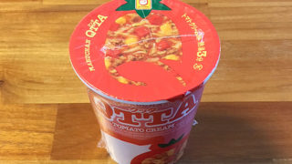 クッタ(QTTA)トマトクリーム 食べてみました!トマトの酸味がクリーミーなコク深いスープに仕上がった美味い一杯!