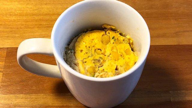 カップヌードル茶碗蒸し 食べてみました!残ったスープで簡単・美味しい茶碗蒸し