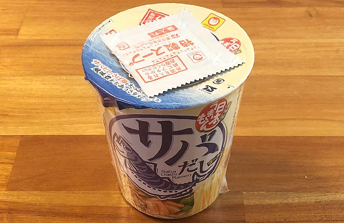 日本うまいもん サバだしラーメン