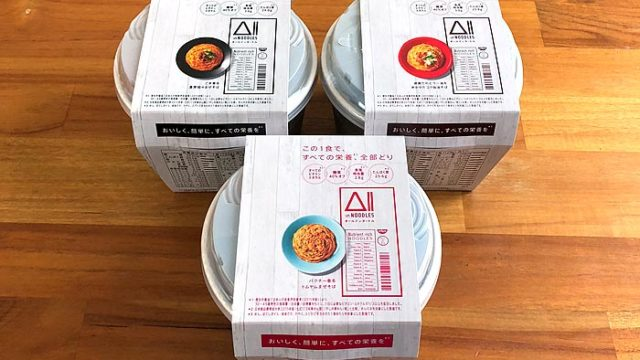 All-in NOODLES
