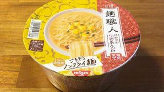 日清麺職人 ぽかぽか生姜あんかけ