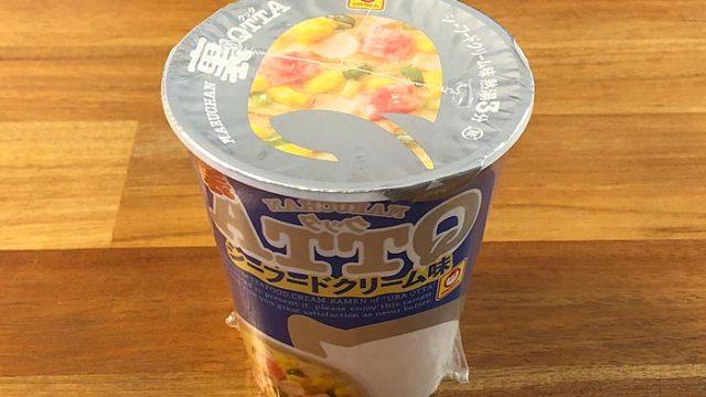 クッタ 裏 シーフードクリーム味