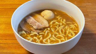 麺神 神太麺×旨 味噌