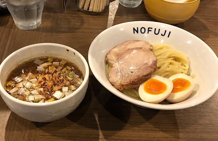 らーめん つけ麺 NOFUJI(ノフジ)