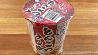 【セコマ】魚粉とんこつラーメン