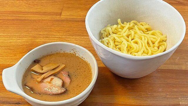麺神 つけ麺 極旨魚介醤油